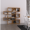 TemaHome - London 2 Shelf Oak