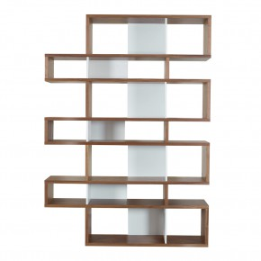 TemaHome - London 3 Shelf Walnut