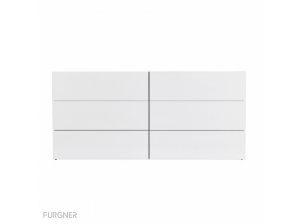 TemaHome - Aurora Chest 6 Drawers