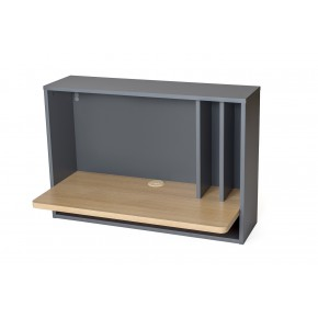 Woodman - Minyard Wall Desk